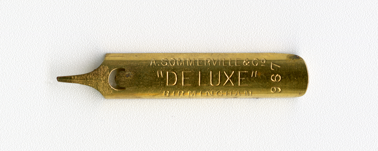 A.SOMMERVILE & Co DE LUXE BIRMINGHAM 967