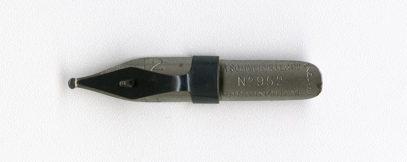 A.SOMMERVILE & Co BIRMINGHAM ENGLAND №952 2