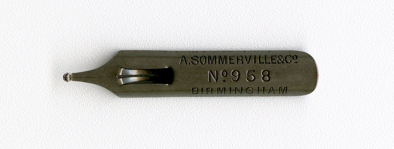 A.SOMMERVILE & Co BIRMINGHAM №958