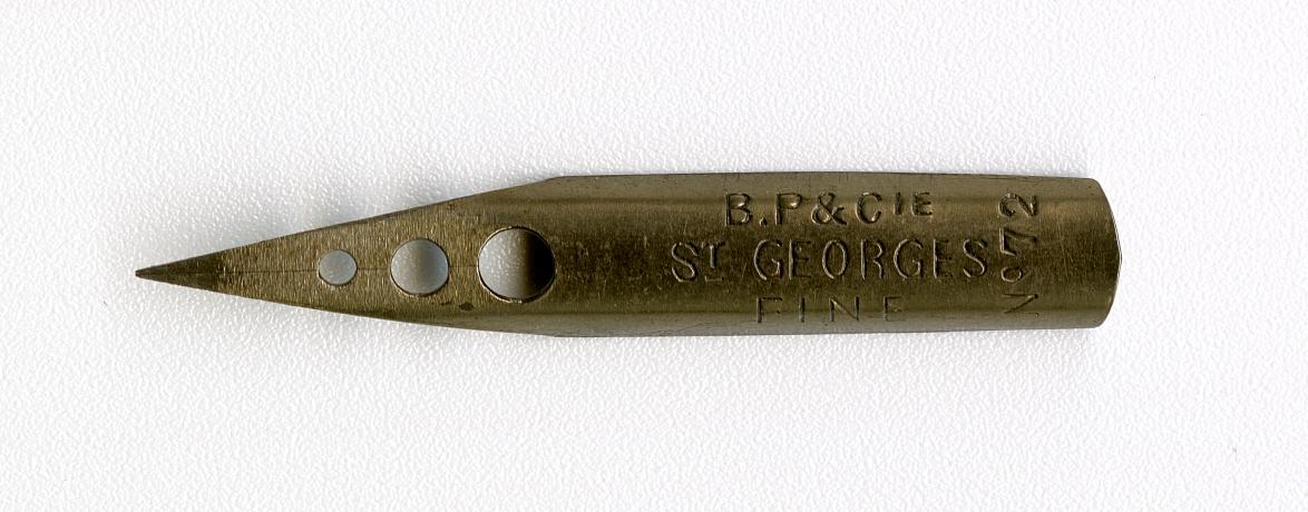 B.P & Cie St GEORGES FAIN №72 Br