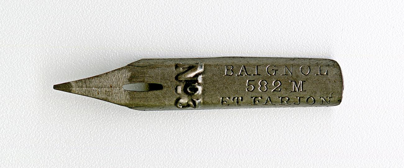 BAIGNOL ET FARJON 582M №3