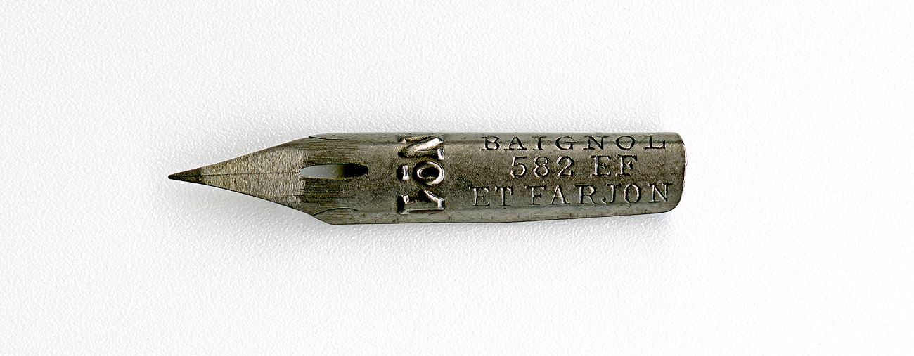 BAIGNOL ET FARJON №1 582 EF