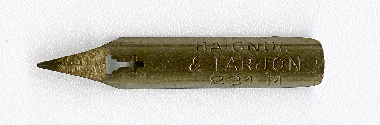 BAIGNOL&FARJON 231 M