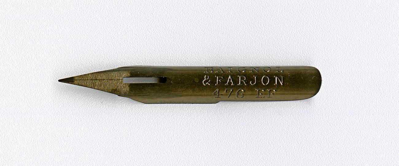 BAIGNOL & FARJON 476 EF Cat