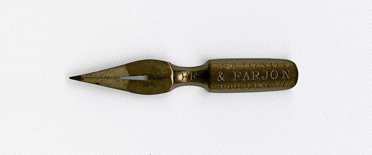 BAIGNOL & FARJON BOULOGNE S M 471 EF Cat
