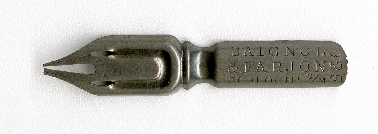 BAIGNOL & FARJON BOULOGNE S M 925