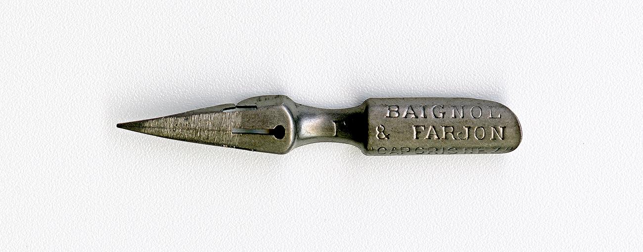 BAIGNOL & FARJON CAP GRIS NEZ F 808 Cat