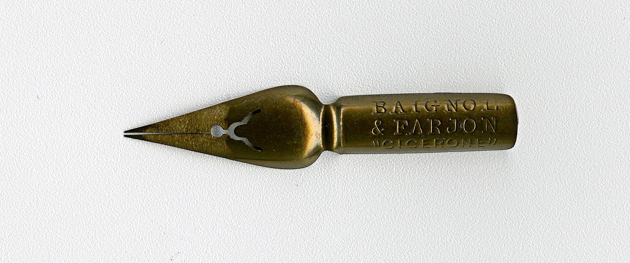 BAIGNOL & FARJON CICERONE 649 Cat