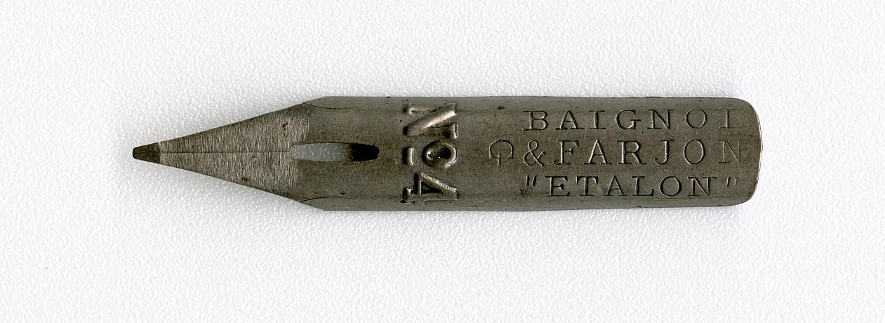 BAIGNOL & FARJON ETALON №4 G