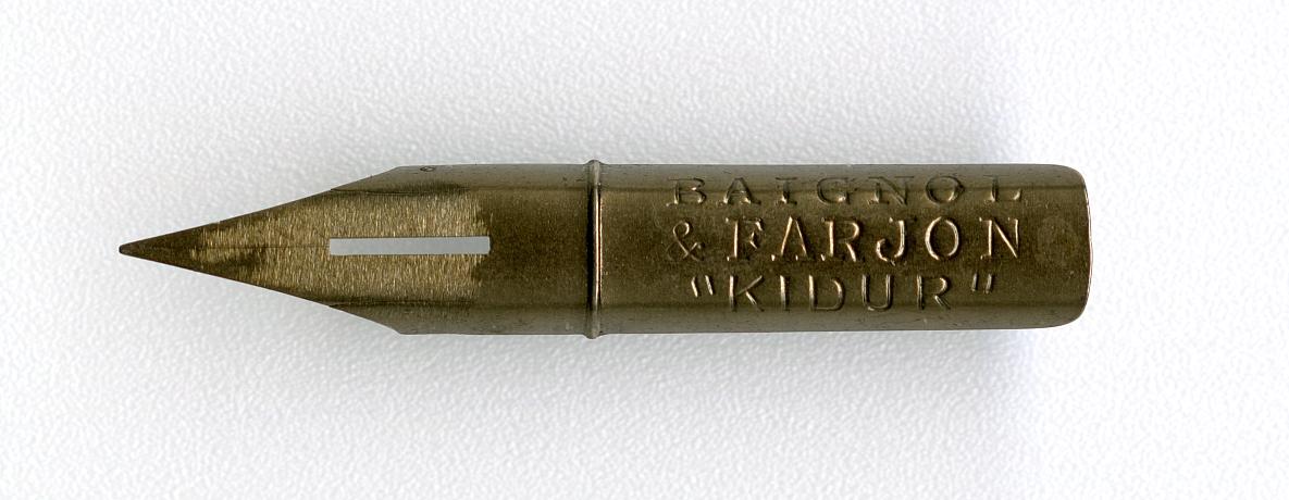 BAIGNOL & FARJON KIDUR