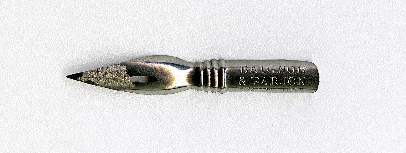 BAIGNOL & FARJON MUSEUM 409 Cat