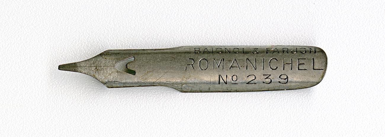 BAIGNOL & FARJON ROMANICHEL №239