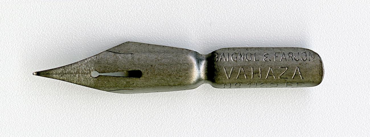 BAIGNOL & FARJON VAHAZA №1129