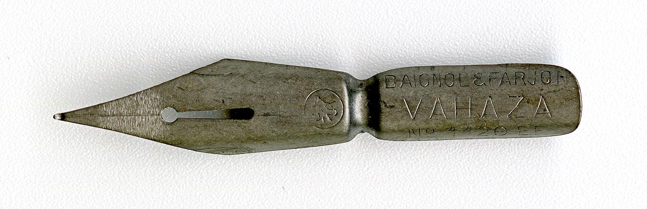BAIGNOL & FARJON VAHAZA №1129 EF Cock