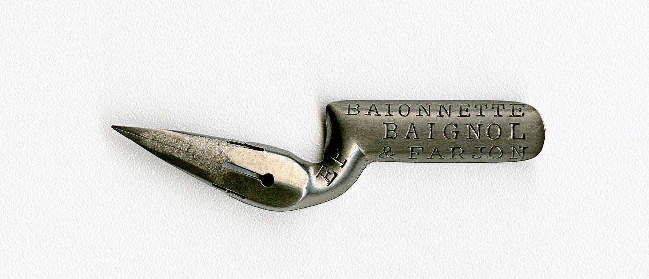 BAIGNOL & FARJON BAIONNETTE 2800 EF Cat
