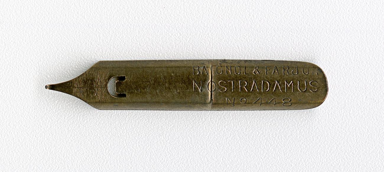 BAIGNOL & FARJON NOSTRADAMUS №448