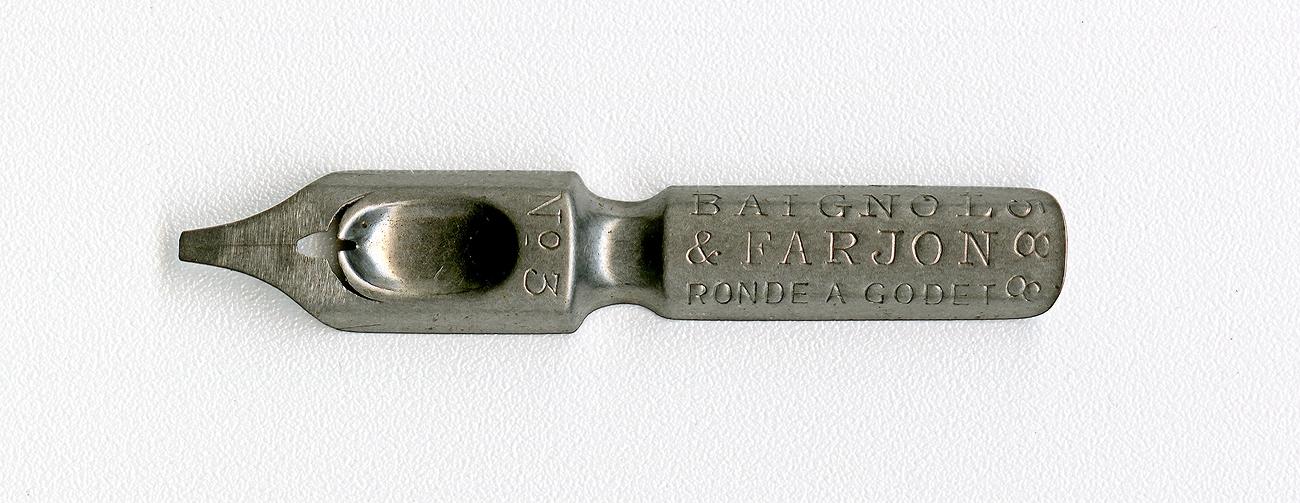 BAIGNOL & FARJON RONDE A GODET 588 №3