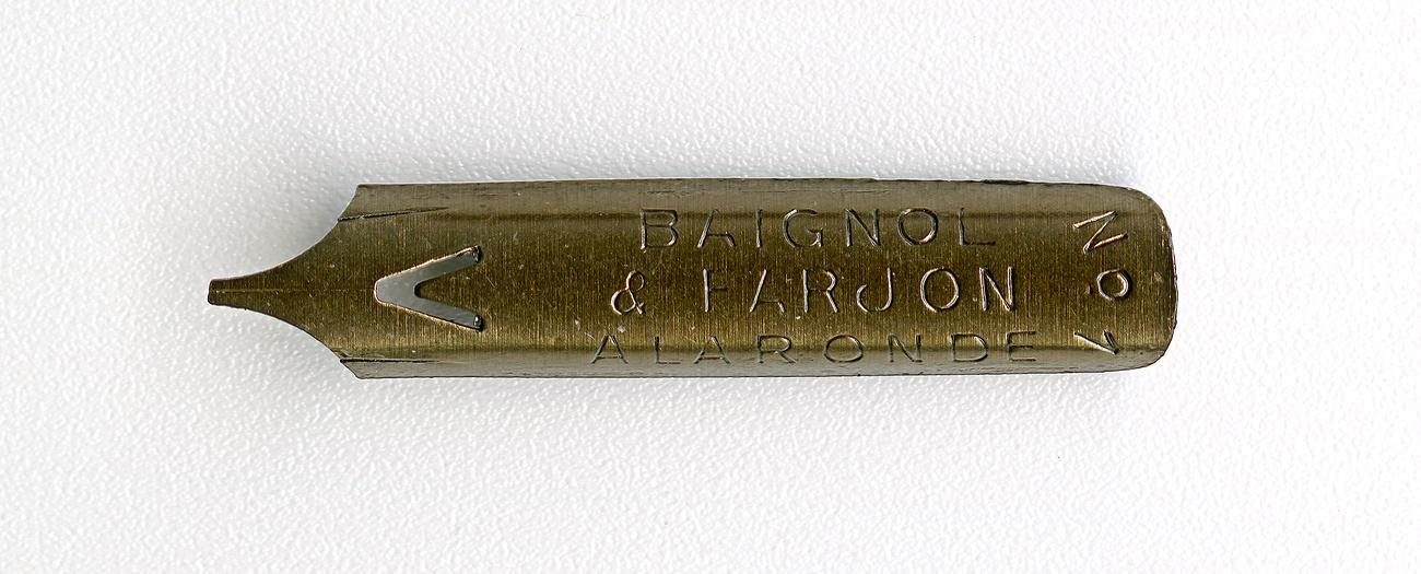 BAIGNOL & FARJON A LA RONDE №1
