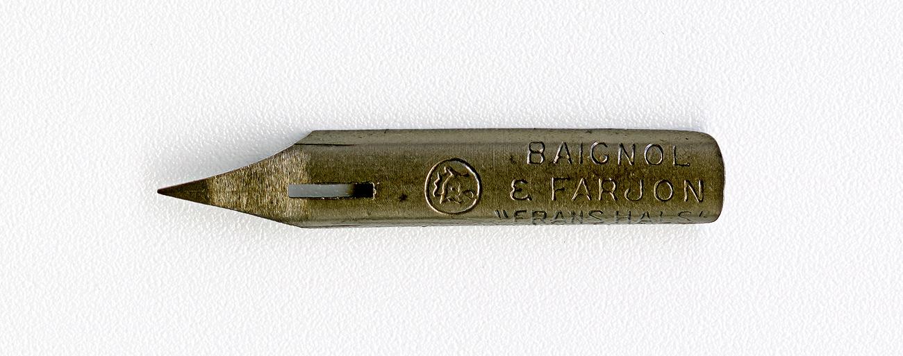BAIGNOL & FARJON FRANS HALS 902 Br Cock Cat