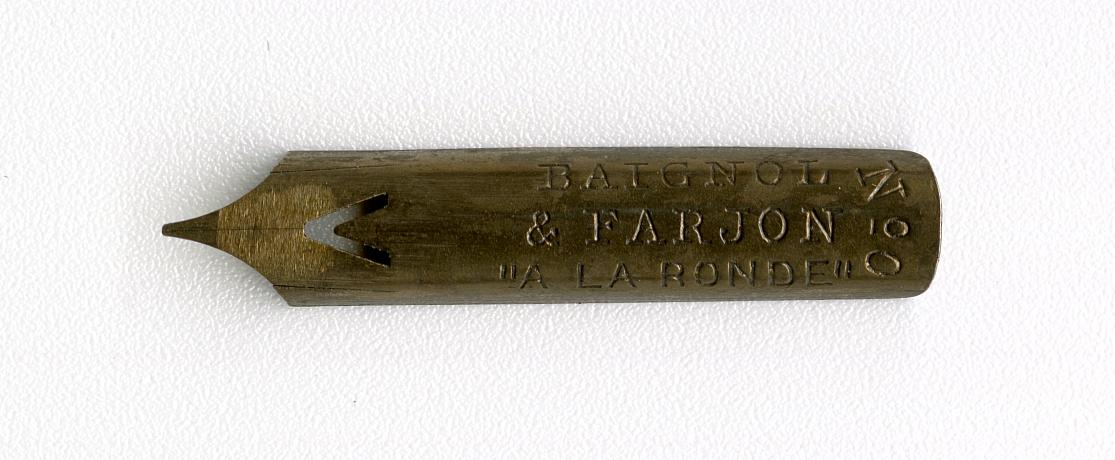 BAIGNOL & FARJON   LA RONDE №0
