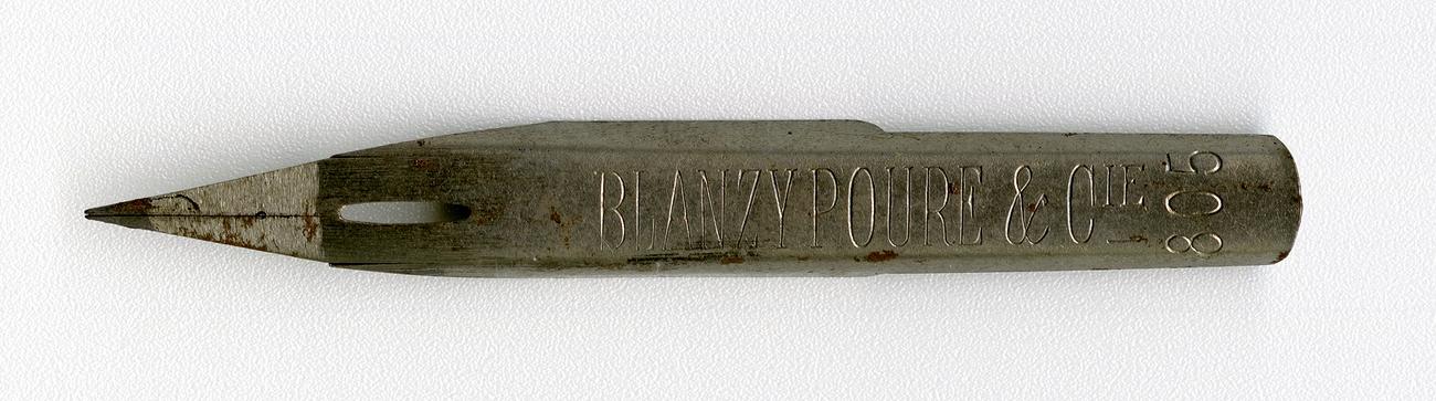 BLANZY-POURE&Cie 805