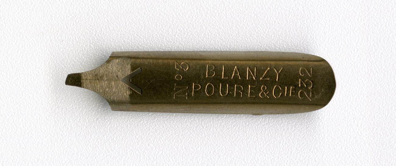 BLANZY POURE&Cie 232 №3