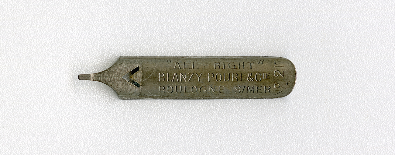 BLANZY POURE&Cie ALL-RIGHT BOULOGNE S Mer №1217