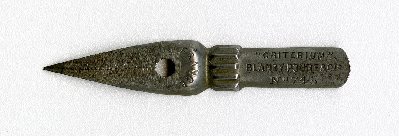 BLANZY POURE&Cie CRETERIUM FRANCE №745