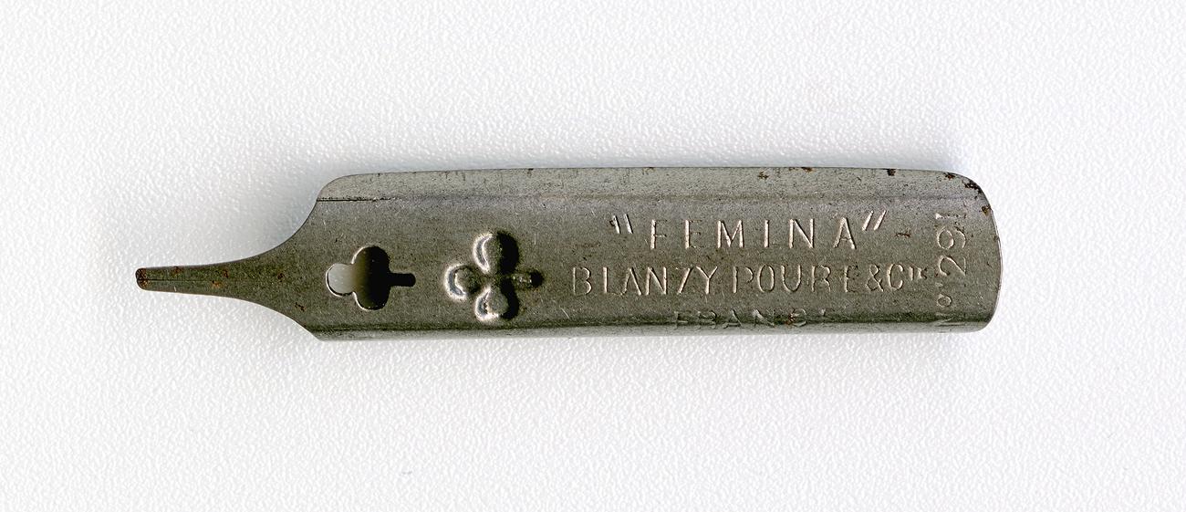 BLANZY POURE &Cie FEMINA FRANCE №1291
