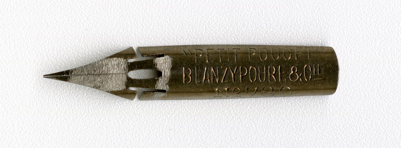 BLANZY POURE&Cie PETIT POUCET №780