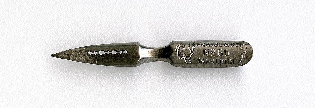 BRAUSE&Co ISERLOHN GERMANI №65 Cock