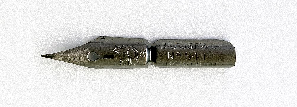 BRAUSE &Co №54 F IZERLOHN