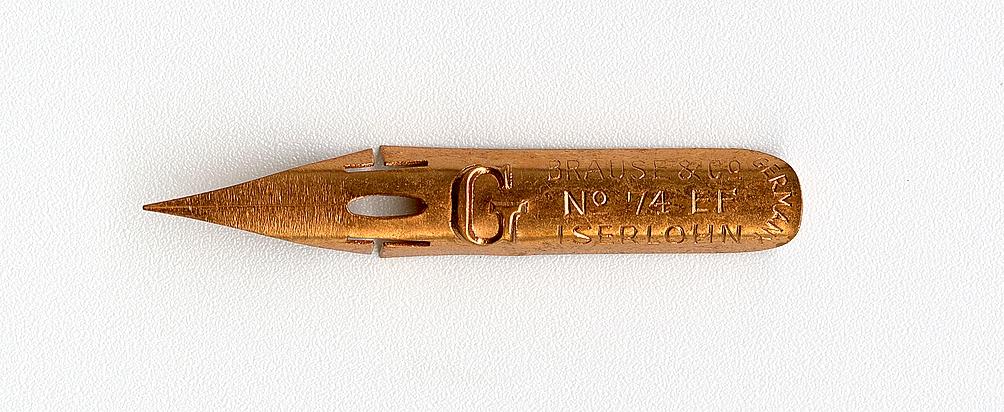 BRAUSE&Co ISERLOHN GERMANY №74 G