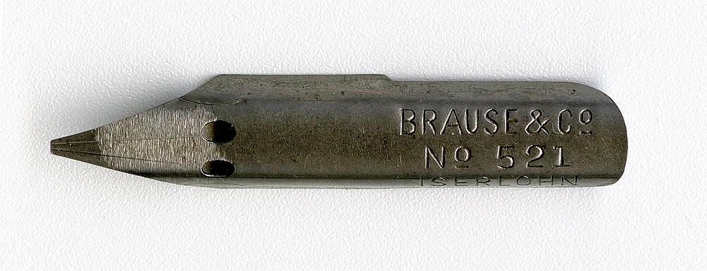 BRAUSE&Co ISERLOHN №521