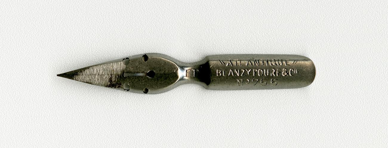 Blanzy-Poure&Cie ATLANTIQUE №755 EF