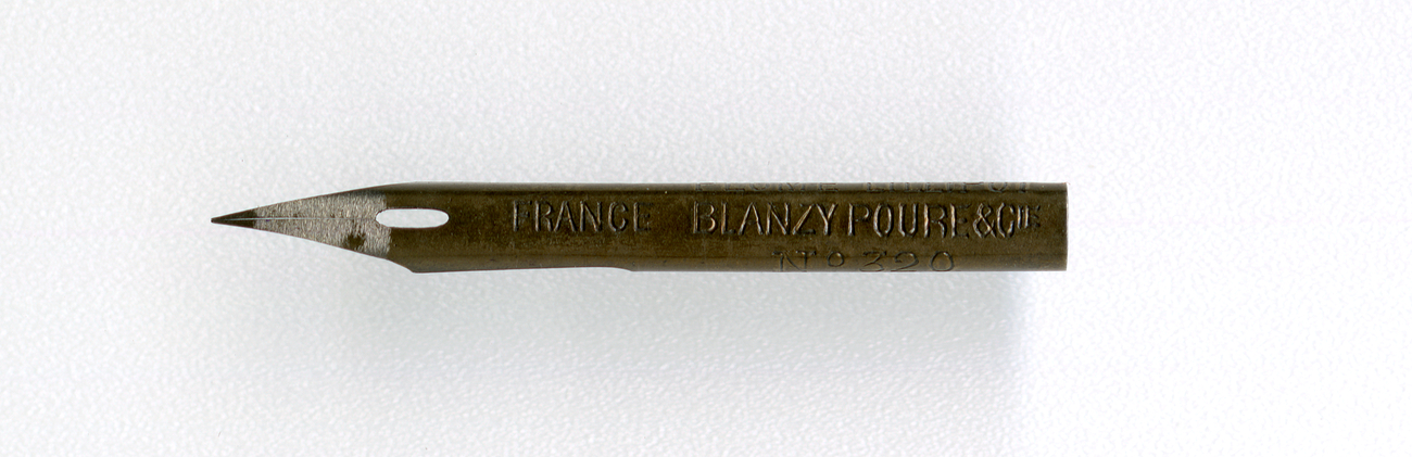 Blanzy-Poure&Cie PLUME LILLIPUT FRANCE №320