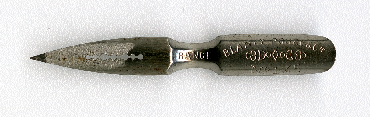 Blanzy-Poure&Cie №135 FRANCE