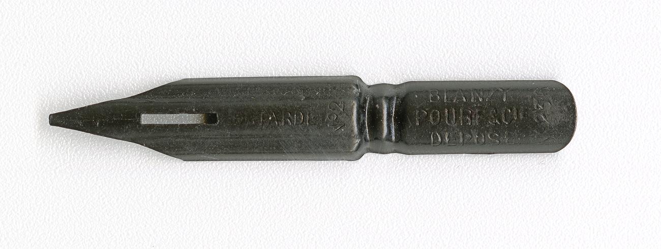 Blanzy Poure&Cie BATARDE DEPOSE №2 236 2