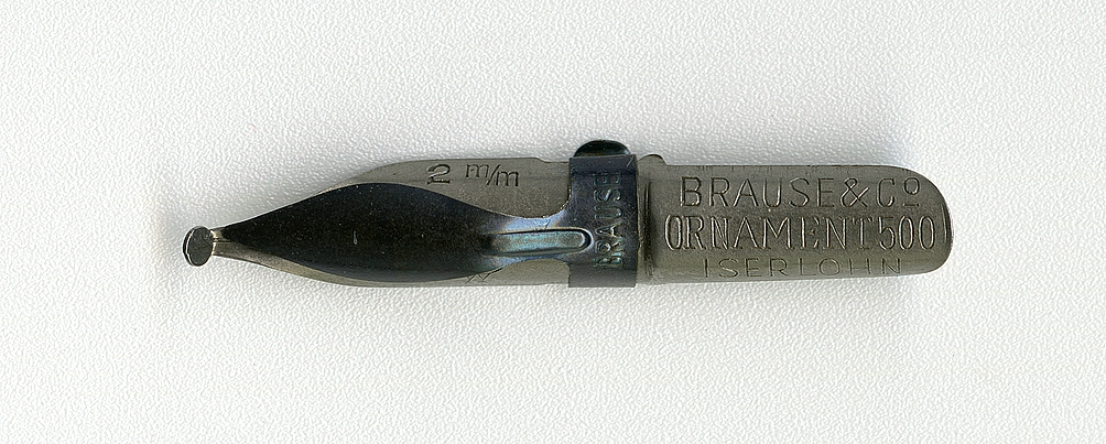 Brause&CoORNAMENT500 ISERLOHN 1 1