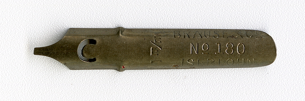 Brause&CoO 1m M №180 ISERLOHN