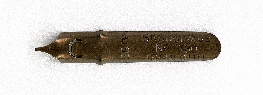 Brause&Co 0 55mm №180 ISERLOHN