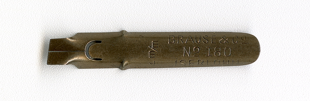 Brause&Co 4mm №180 ISERLOHN
