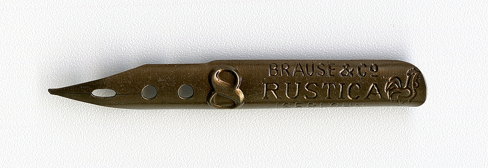 Brause&Co RUSTICA ISERLOHN 8 Cock
