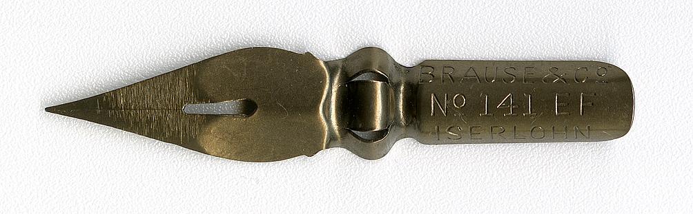Brause&Co ISERLOHN №141 EF