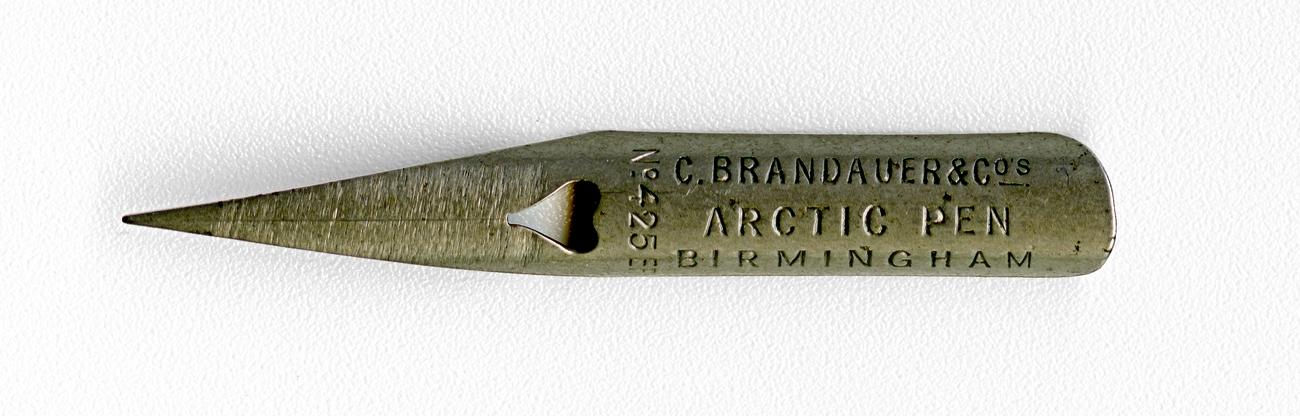 C.BRANDAUER&Co ARCTIC PEN Birmingham №425