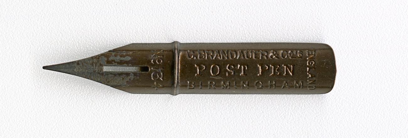 C.BRANDAUER&Co`S POST PEN Birmingham England №134