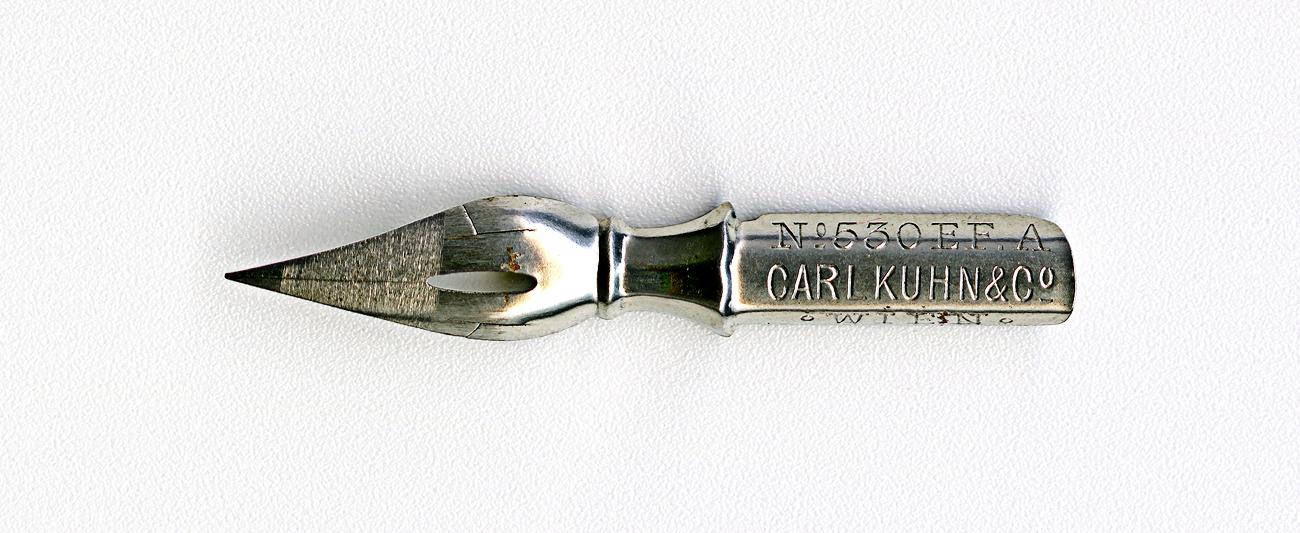 CARL KUHN & Co WIEN №530 EF A