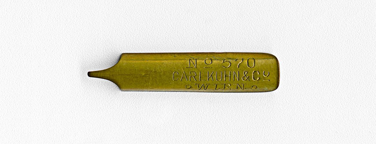 CARL KUHN & Co WIEN №570