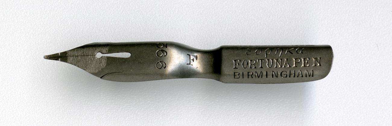 D.LEONARDT&Co EVRIRA FORTUNA PEN BIRMINGHEM F №366