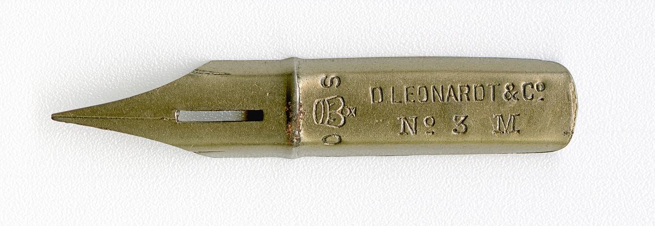D.LEONARDT&Co S O №3